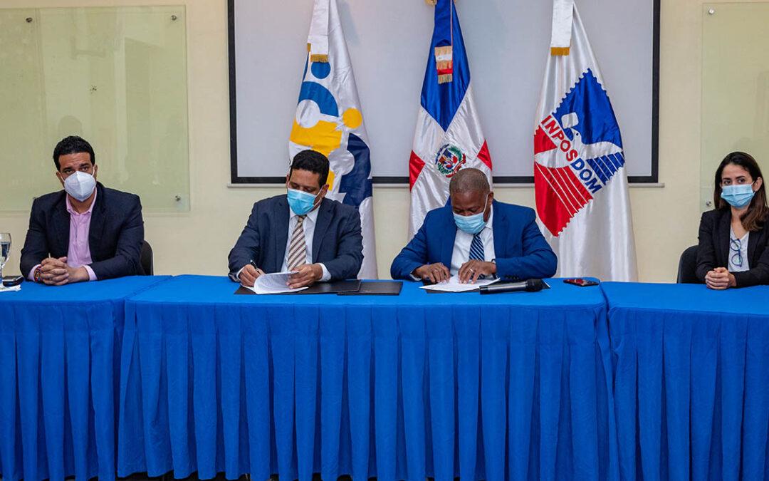 DGCP e INPOSDOM acuerdan agilizar distribución de correspondencias a proveedores del interior del país